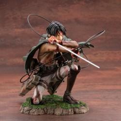 Figurine Livaï Ackerman Attaque des titans