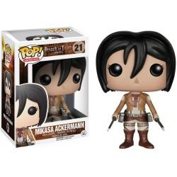 Figurine Pop Mikasa Ackerman