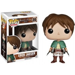Figurine Pop Eren Jaeger