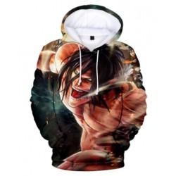 Sweatshirt titan assaillant