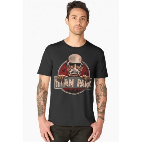 T shirt titan colossal