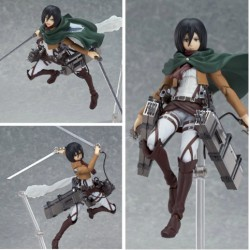 Figurine Mikasa Ackerman