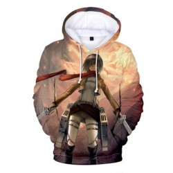 Sweatshirt Mikasa Ackerman
